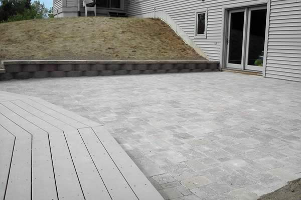 Hardscaping & Retaining Walls by Advance Lawn Service Company, Hartford WI