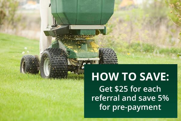 Lawn Fertilizer Service: Lawn Treatment: Lawn Fertilizing Services: WI