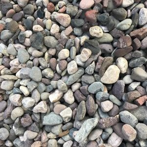 Cherry Creek Pebbles 1 and half inch