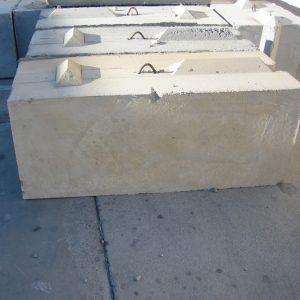 Large Concrete Blocks for Walls