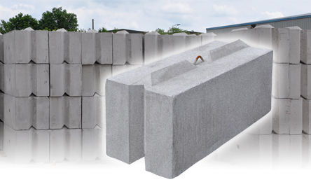 Jumbo Concrete Blocks