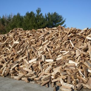 Seasoned Firewood by the Cord