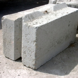 Small Concrete Blocks