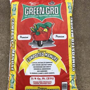 Bag of Compost Manure