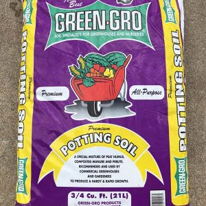 Bag of Potting Soil